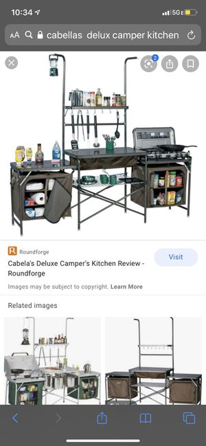 Cabelas Deluxe Camper's Kitchen for Sale in Redondo Beach, CA