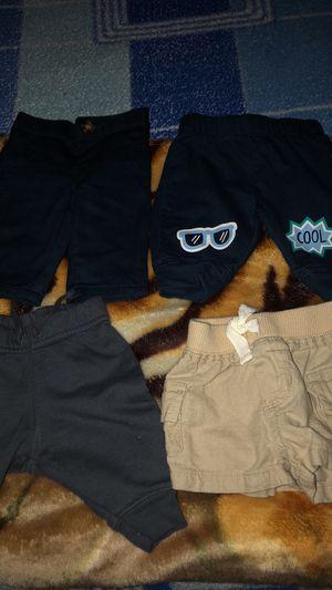 Newborn target pants (4) for Sale in Santa Clarita, CA