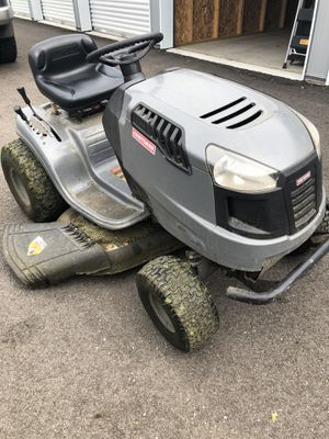 Craftsman riding lawn mower for Sale in Newark, OH