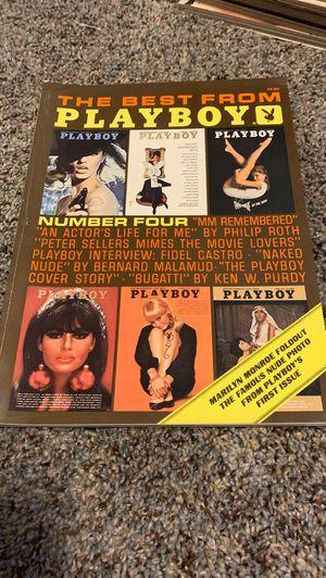 20yr anniversary edition. Marilyn Monroe centerfold for Sale in Waynesburg, OH