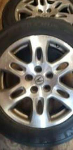 2010 Acura Mdx Wheels for Sale in Brockton,  MA