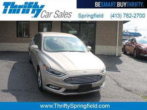 2017 Ford Fusion for Sale in Springfield, MA