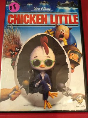 Disney's Chicken Little (DVD) for Sale in Lewisville, TX