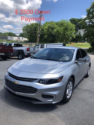2017 Chevy Malibu $ 2500 Down Payment for Sale in Nashville, TN