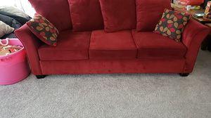 Queen memory foam sofa sleeper for Sale in Desert Hot Springs, CA