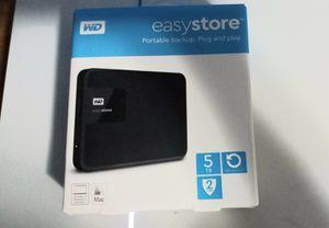 5tb portable hd for Sale in Tacoma, WA
