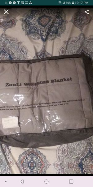 Weighted blanket for Sale in Phoenix, AZ