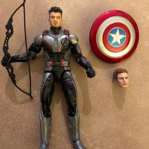 Hawkeye Captain America Marvel Legends for Sale in Carson, CA