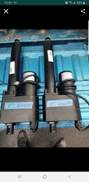 Linear-actuators 2000 lbs force 12v for Sale in Everett, WA