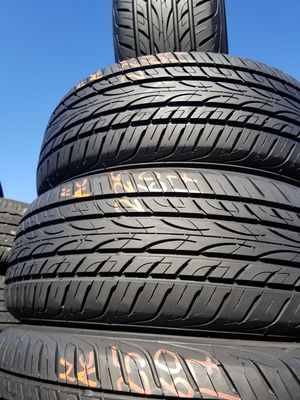 225/60-17 #4 tires for Sale in Alexandria, VA