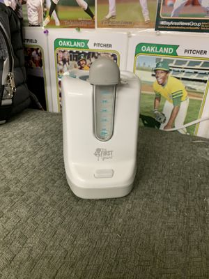 The First Years 2-in-1 Simple Serve Bottle Warmer & Sanitizer for Sale in Citrus Heights, CA
