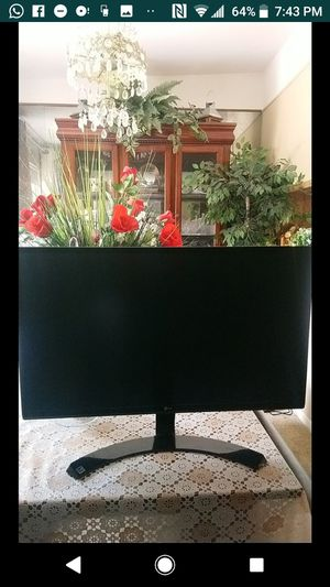 LG monitor 24 for Sale in Dearborn Heights, MI