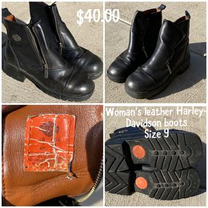 Harley-Davidson Woman's Boots for Sale in Brighton, CO