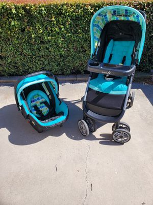 SAFETY 1ST Stroller & Car Seat (w/ base) Set for Sale in San Diego, CA