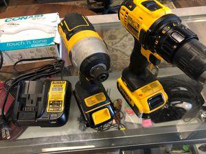Dewalt drill set 20v for Sale in Columbus, OH