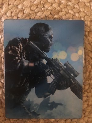 Sony ps3 call of duty ghosts for Sale in Visalia, CA