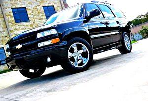 PRICE$800 Chevrolet Tahoe 2OO4 for Sale in Tulsa, OK