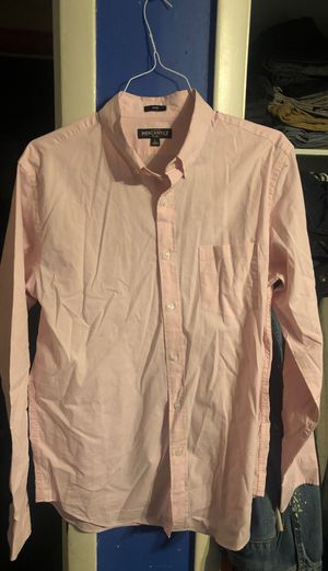Pink J. Crew dress shirt size large (slim fit) for Sale in Edgewater Park, NJ