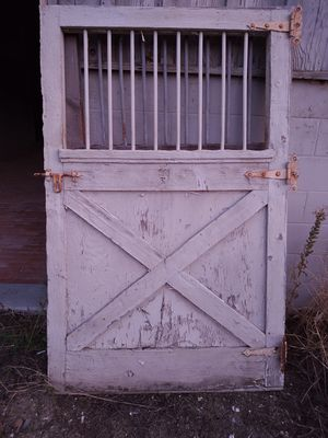 Barn doors with hardwear for Sale in Lake Elsinore, CA