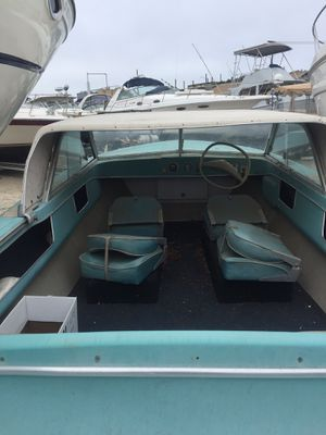 Sabre craft 16 foot boat for Sale in Huntington Beach, CA