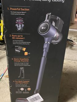 LG CORD ZERO POWERFUL CORDLESS LONG-lasting for Sale in Grapevine,  TX