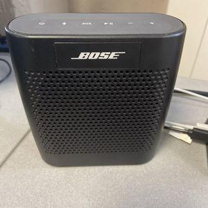 Bose Soundlink Color II for Sale in Chula Vista, CA