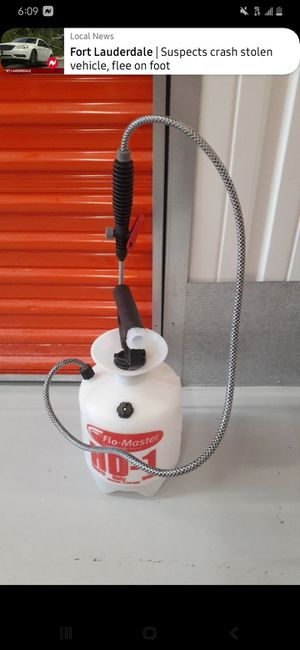 flo master spray heavy duty Sprayer for Sale in Sunrise, FL