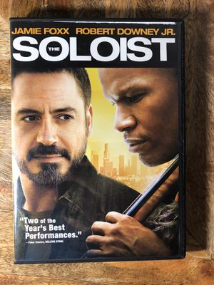 The Soloist [DVD] [2009] for Sale in Houston, TX