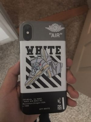 IPhone XS cover for Sale in Sugar Land, TX