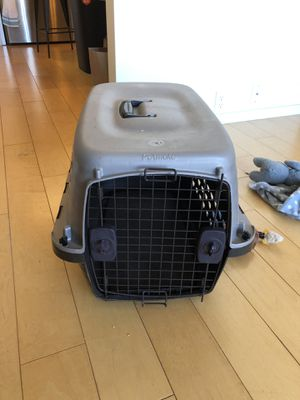 Travel dog crate for Sale in San Francisco, CA