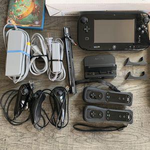 WiiU 32GB MarioKart8 bundle and other goodies for Sale in Vista, CA