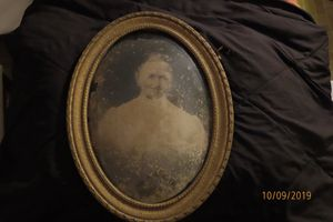 Heavy wooden picture frames with pictures from early 1900's for Sale in Reading, PA