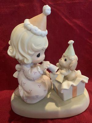 Precious Moments 795313 birthday figurine for Sale in Punta Gorda, FL