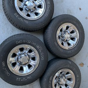 Ford Ranger Wheel Set for Sale in Renton, WA