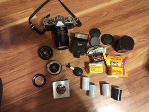 Minolta Xr7 professional 35mm camera for Sale in Buffalo, NY