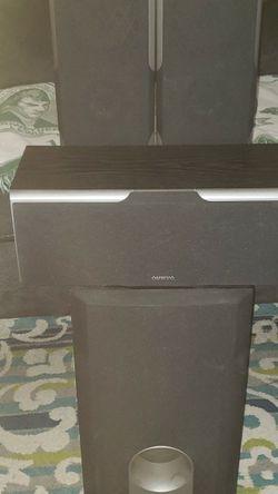 Onkyo Surround Sound System. $200. Pickup In Oakdale for Sale in Oakdale,  CA