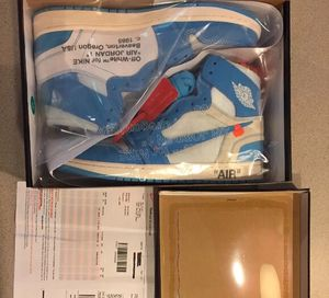 """Air Jordan 1 """"Off White"""" for Sale in Atlanta, GA"""
