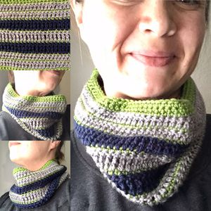 Cowl - Seahawks Inspired (B) for Sale in Puyallup, WA