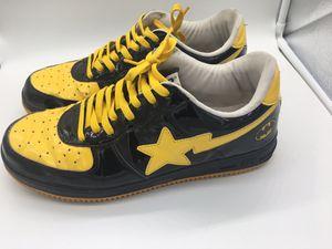 Batman bape ape shoes ( rare) bapesta for Sale in St. Louis, MO