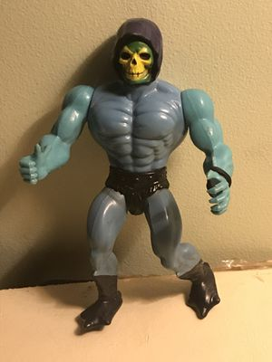 Vintage Skeletor action figure for Sale in Aliquippa, PA