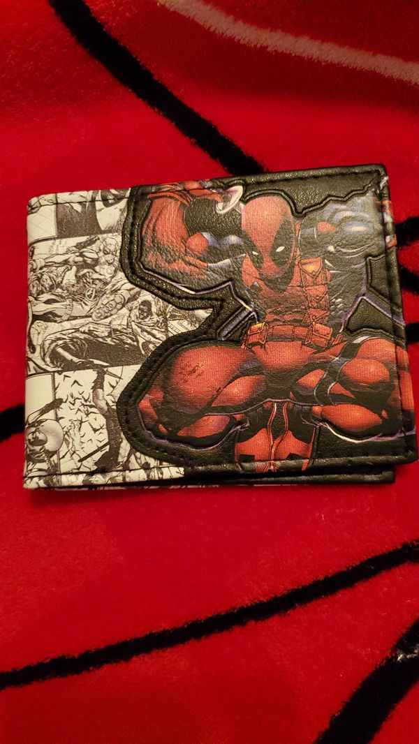 Hmu with offers Deadpool Wallet Not Free
