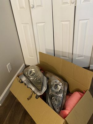 G37 OEM HEADLIGHTS for Sale in Camp Pendleton North, CA
