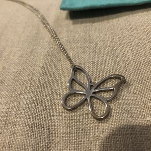 Tiffany's Butterfly Necklace for Sale in Manhattan Beach, CA