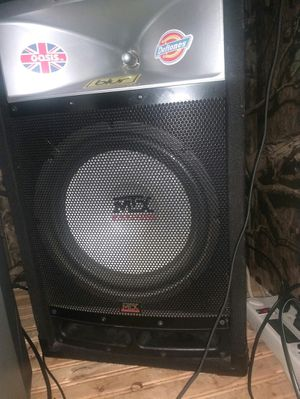 MTX 9500 series home stereo system for Sale in Columbus, OH