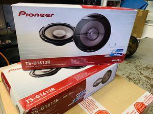 Pioneer 6.5 Door Speakers for Sale in San Bernardino, CA