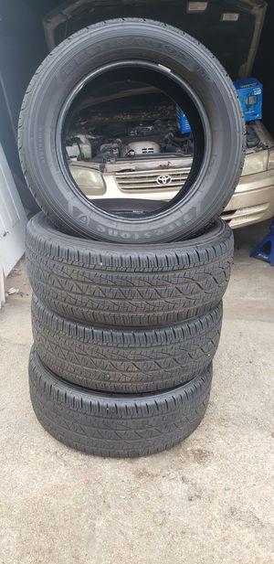 275/55r19 Firestone destination tires for Sale in Johnston, RI