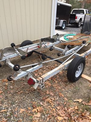 EZ LOADER ROLLER BOAT TRAILER FRAME for Sale in Jackson Township, NJ