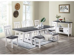 Dining table set 6 pcs for Sale in Apple Valley, CA