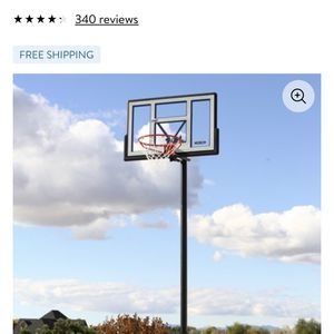 Basketball hoop for Sale in Federal Way, WA