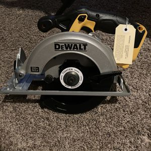Dewalt 20v Circular Saw (TOOL ONLY) for Sale in Salem, OR